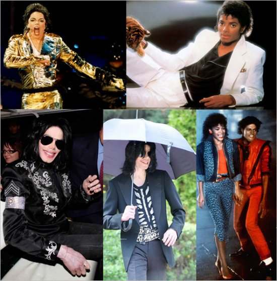 michael jacksons fashion and style essay